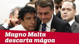 Magno Malta descarta mágoa com Bolsonaro e diz que não disputará mais eleições