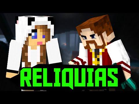 A ESPADA ULTIMATE!! ESTOU FORTE!! - Minecraft: RELÍQUIAS #13