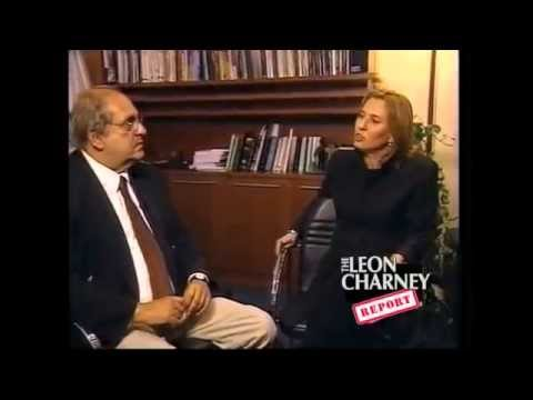 Israeli-Palestinian Peace Talk Special EP4 w/ Tzipi Livni | Charney Report