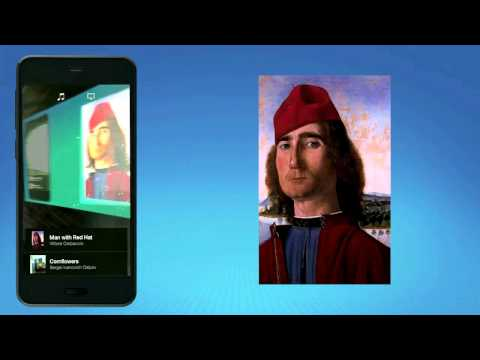 Jeff Bezos introduces Firefly on the Amazon Fire Phone