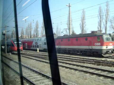 Travel to Wien Westbahnhof