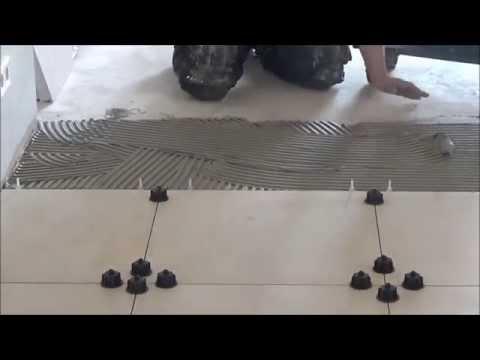 Fliesen Nivelliersystem Fliesen Verlegen Ohne Uberzahne