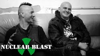 DISCHARGE - JJ and Bones discuss songwriting and hometowns (TRAILER)
