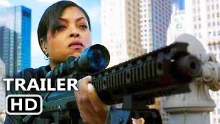 PRΟUD MARY Official Trailer (2018) Taraji P. Henson, Action Movie HD