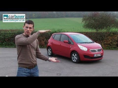 Kia Venga review - CarBuyer