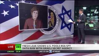 NSA  routinely' shares Americans' data with Israel   Snowden leak 1