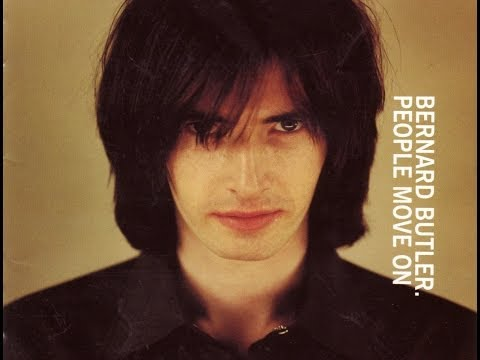 Bernard Butler - People Move On (1998) Full album