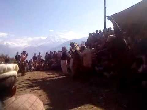 chilas folk dance at Gohar abad village ----- gilgit Pakistan.MP4