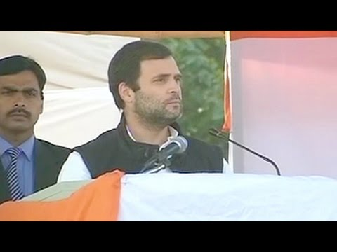PM Modi was wearing a 10-lakh suit: Congress leader Rahul Gandhi