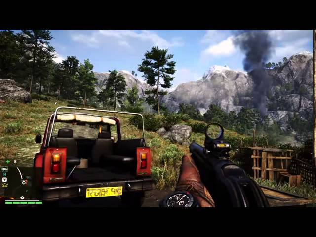 Far Cry 4 Pigs Might Fly