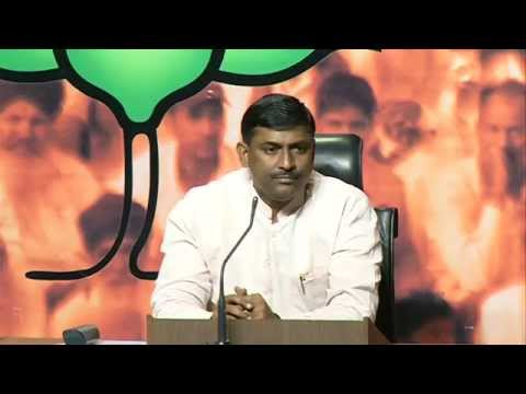 BJP Press Conference by Shri P. Muralidhar Rao on Sri Lanka visit - 26.09.2014