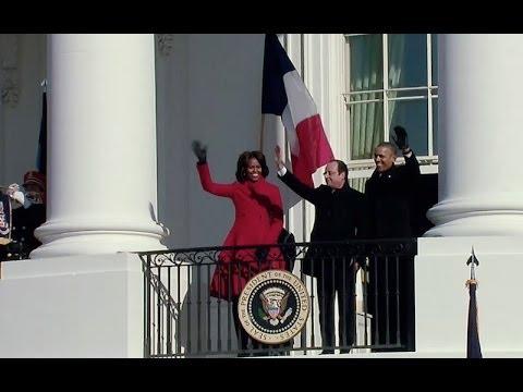 France State Visit Arrival Ceremony