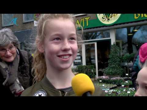 Intocht Sinterklaas Julianadorp 2016