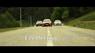 Trailer BMW E39 Meeting 2015