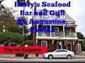 Harry's Seafood Bar and Grill (St. Augustine and Ocala Florida) - Review