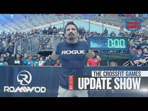 Update Show: Individual Day 1 Events, 2018 Regionals
