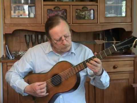 Mauro Giuliani - Opus 147, n°10 Allegro Vivace - Romantic Guitar