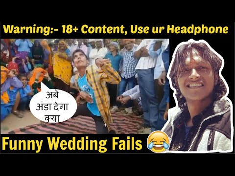 Weirdest things happen in Indian wedding | Funny Indian Wedding | Akhand Chutiyapa | Samrat Shukla