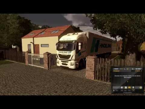 Home Sweet Home Mod ETS2 Mod