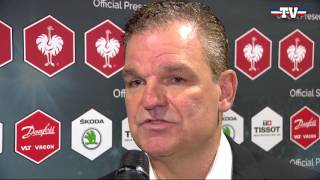 Coaches Corner - Adler Mannheim vs. HC Lugano