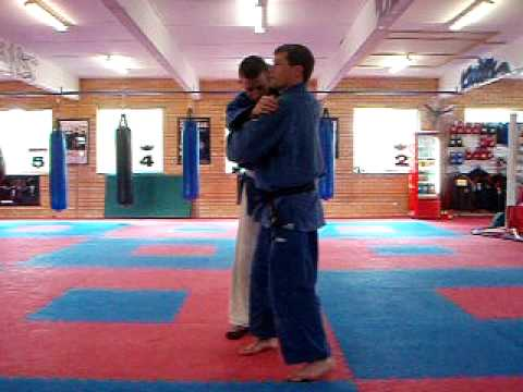 Judo For BJJ - Koshi guruma Judo throws Image 1