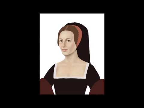 The Face of Anne Boleyn (Artistic Reconstruction)