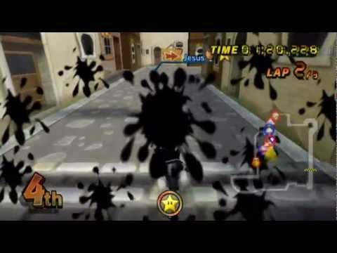 """Mario Kart Wii - - Online Races 56: """"So Much for the Dream Team..."""""""