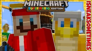 Minecraft Wii U Edition • Super Mario Mash-Up Pack DLC • Let