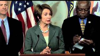 House Democrats Offer Budget Deal  10/6/13