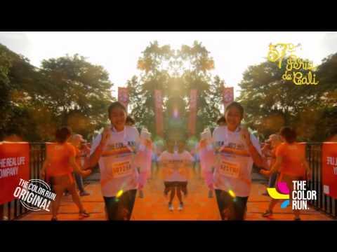 Informativo de la Feria – Carrera The Color Run