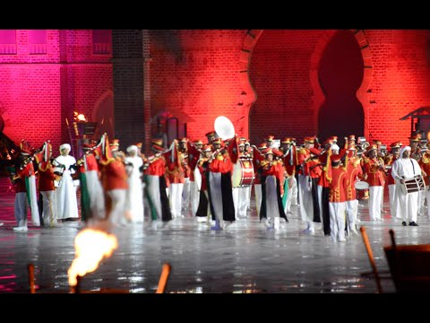 KL International Tattoo 2014 - United Arab Emirates