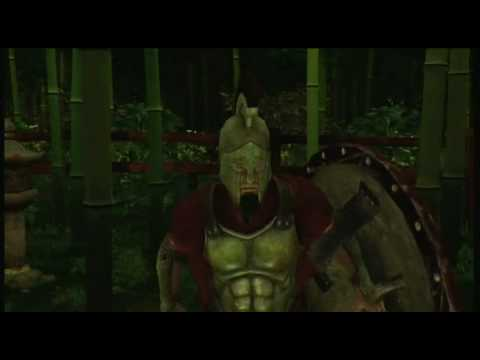 Deadliest Warrior Gameplay video