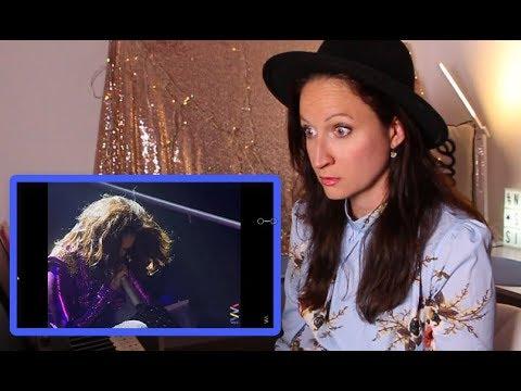 Vocal Coach REACTS to SARAH GERONIMO-CREEP live