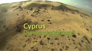 Riding Cyprus Dunes with Exclaim Enduro