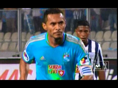 ► SPORTING CRISTAL VS ALIANZA LIMA GOL PENAL CARLOS LOBATON Torneo Clausura 2014   20-11-14