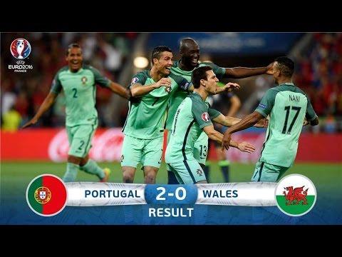 UEFA Euro 2016 | Commento post partita - Portogallo 2-0 Galles [Finisce la favola]