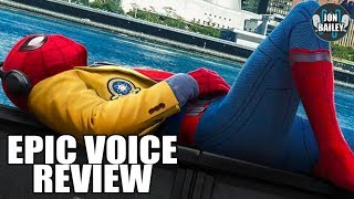 SPIDER-MAN HOMECOMING - Movie Review