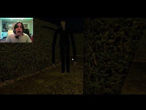 Dross juega Slender Claustrofobia (SUSTO MORTAL)