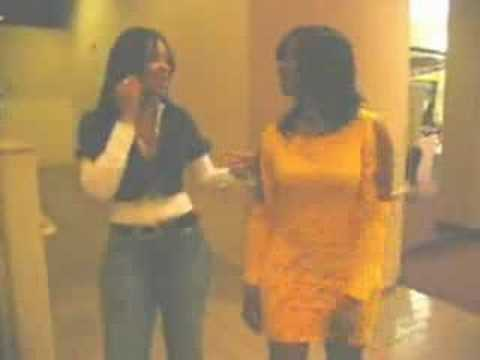 Buffie The Body Vs. Deelishis video