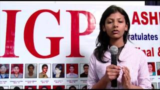 Eti Agarwal All India Rank 1 in CA-IPC Nov '13