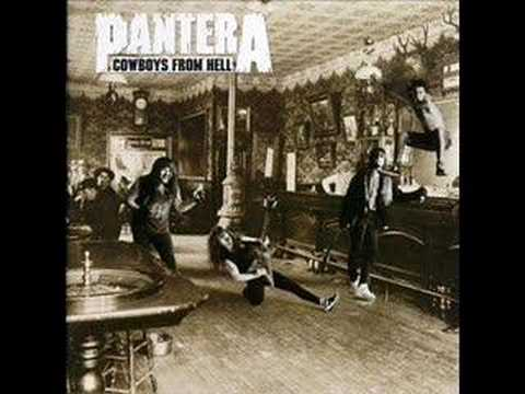 Pantera - Domination Video