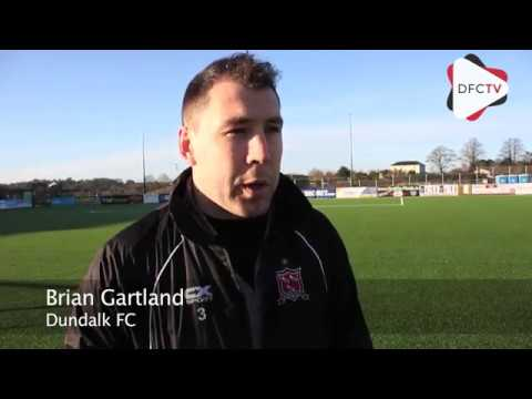 🏃‍♂️ Brian Gartland - Pre-season Interview