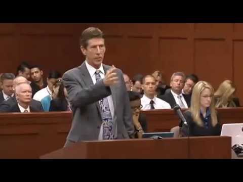 George Zimmerman Trial - Day 2 - Part 1
