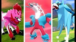 The 10 BEST Shiny Pokemon in Sword & Shield