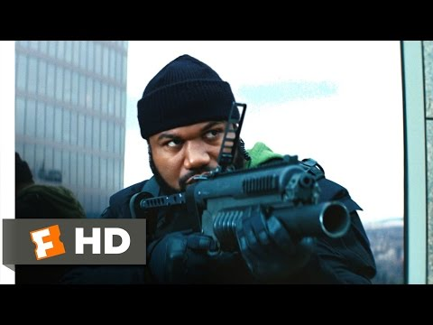 The A-Team (5/5) Movie CLIP - Skyscraper Assault (2010) HD