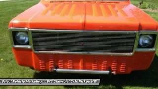 1978 Chevrolet C-10 LP7764MS22