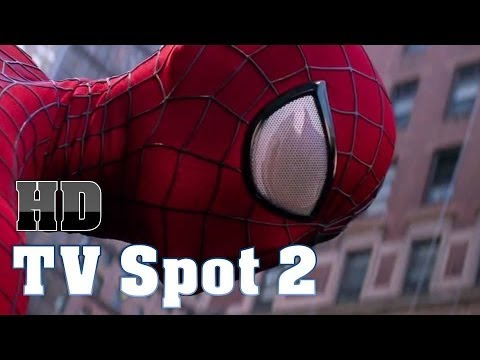 THE AMAZING SPIDER MAN 2 - TV Spot 2 English|Full-HD