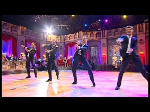 Džentelmenai - užvesk mane @Kviečiu šokti. Pažadinta aistra