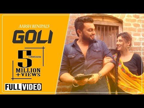 Goli - Aarsh Benipal | Full Official Hd Video | Latest Punjabi Songs 2014 | New Punjabi Songs video