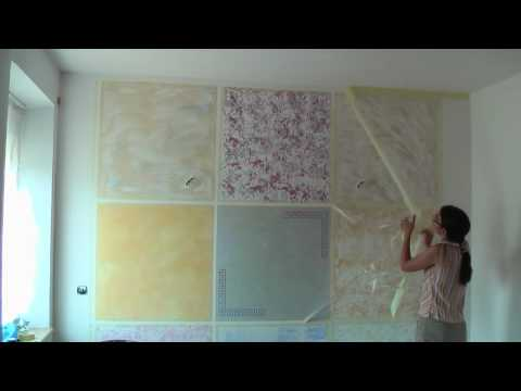 diy wandgestaltung eine wand patinieren fauxpainting. Black Bedroom Furniture Sets. Home Design Ideas